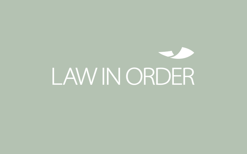 Law In Order's latest electronic courtroom