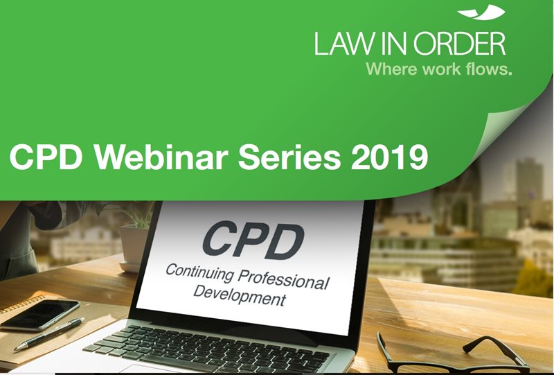 Webinar: eTrial Technologies - 27 March 2019