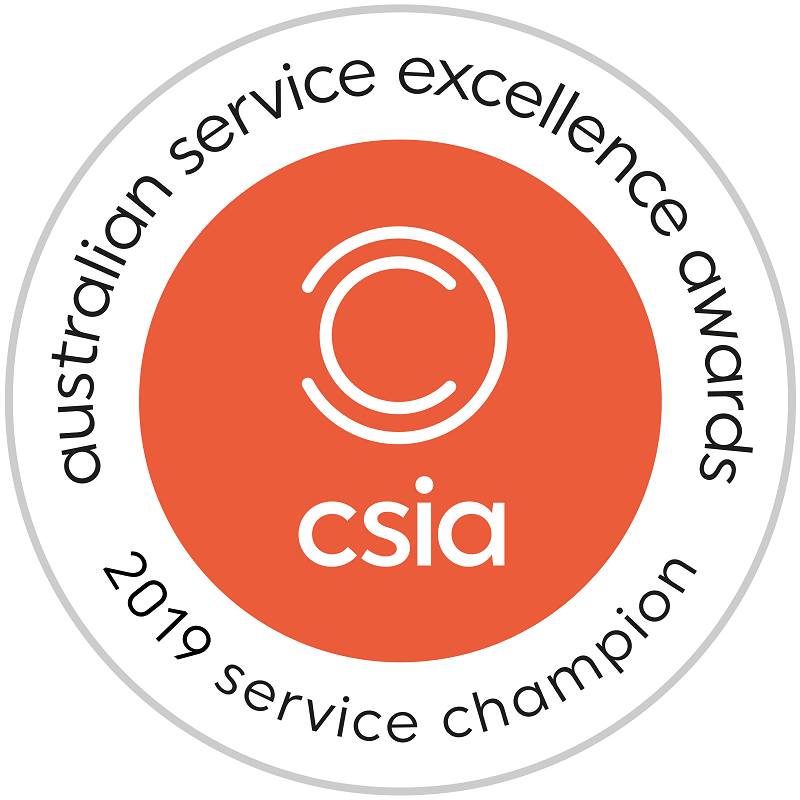 Law In Order wins 2019 Service Champion Award