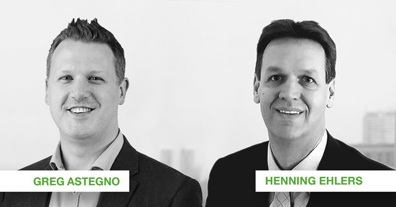 New Heads of Consulting