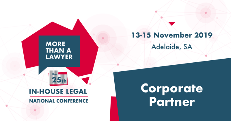 ACC Inhouse Legal National Conference (Adelaide)