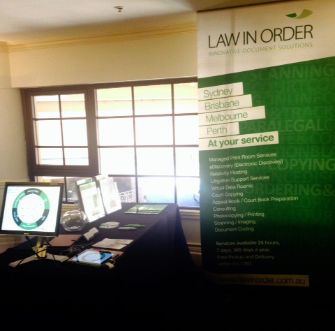 Law In Order supports the 2nd Managing Partners Forum in Adelaide