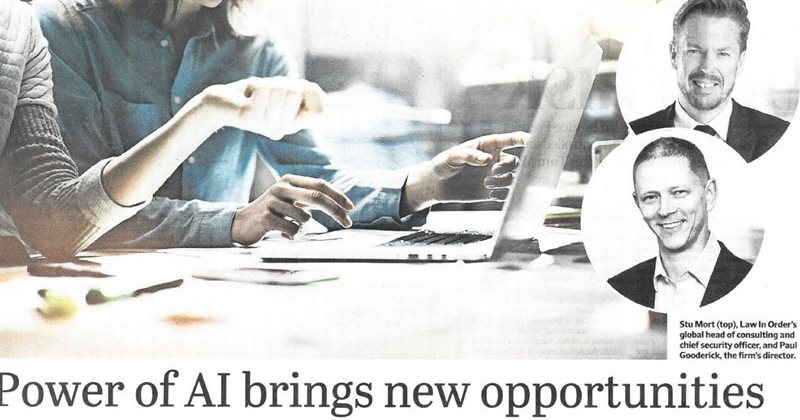 Power of AI brings new opportunities
